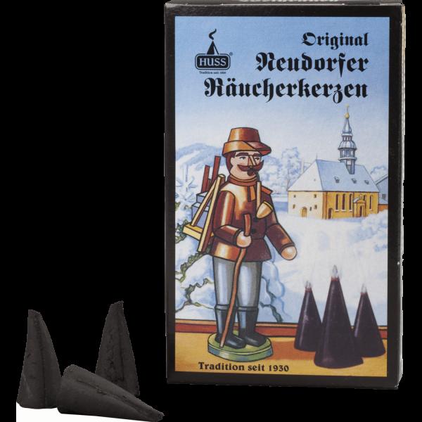HUSS Original Neudorfer Räucherkerzen - Sandel