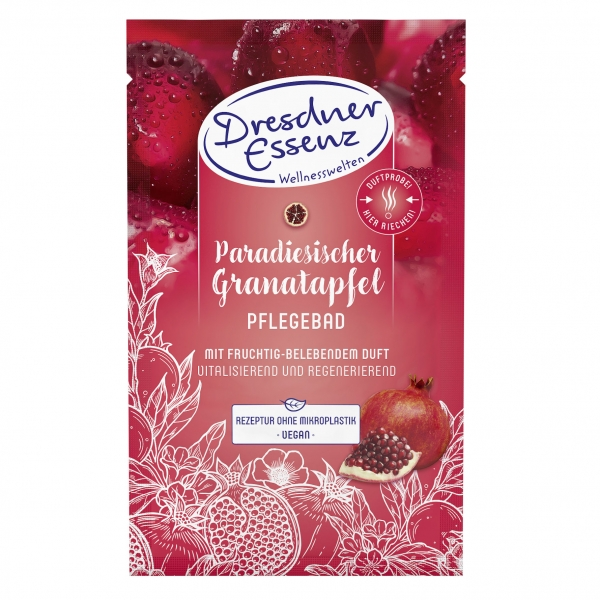 NEU - Pflegebad Paradiesischer Granatapfel