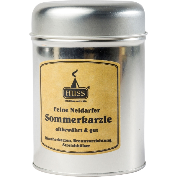 Huss Sommerkarzle Midi in Blechdose