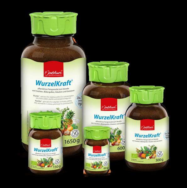 Bio WurzelKraft® ohne Zuckerzusatz